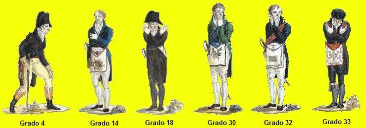 Resultado de imagen para grado 33 masoneria